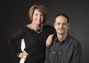 Photo of Jamie and Darren Dodd in Colorado Springs, CO